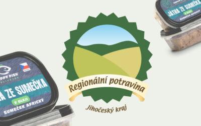Regionální potravina –ocenění