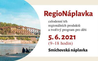 RegioNáplavka –5.6.2021 –navštivte nás!