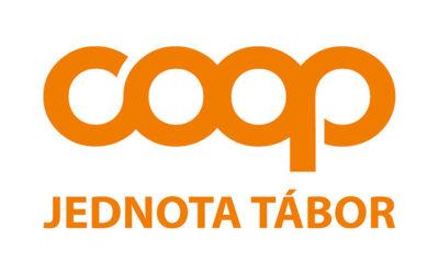 COOP JEDNOTA Tábor –nová prodejní místa